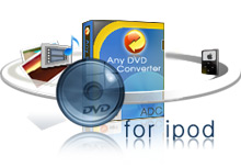 iPod Video Converter + iPod DVD Converter, Convert DVD to iPod, DVD to iPhone and convert video to iPod, video to iPhone