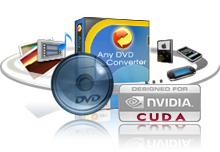 Any DVD Converter = DVD Converter + AVI to DVD Converter + WMV DVD Converter + Windows Movie Maker to DVD Converter