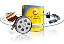 Any Video Converter = iPod Video Converter + MPEG Converter + AVI Converter + FLV Converter + YouTube Video Converter + MP4 Converter