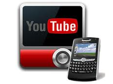 youtube to Blackberry Curve